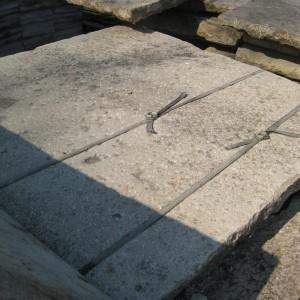 3.6. oude Bourgondische vloer in Opus Romanum