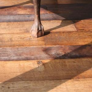 4.1. brede plankenvloer 18 de eeuws